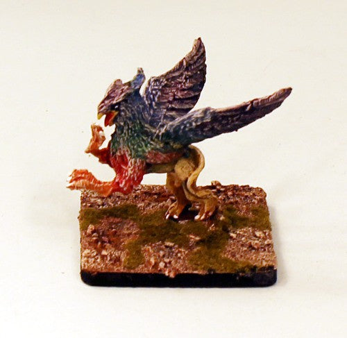 HOT27 Griffen-Pro-Painted 15mm Monster
