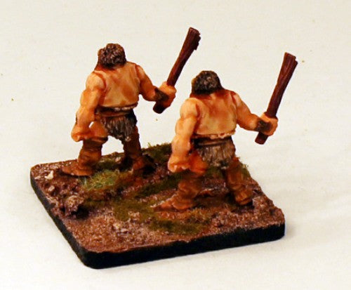 HOT3B Ogres-15mm Pro-Painted Monsters
