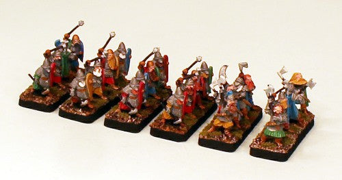 HOTT1006-Pro-Painted 15mm Cavern Dwarf Army