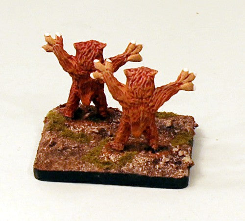 HOT75 Owlbears-15mm Pro-Painted Monsters