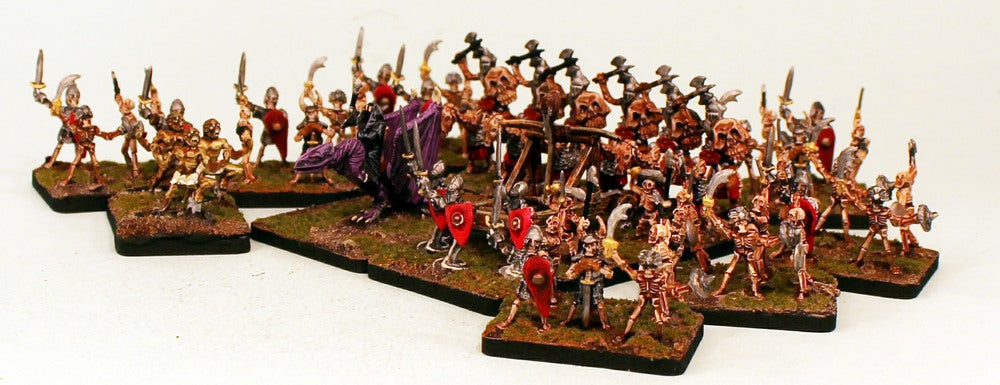 HOTT1007 Undead Army