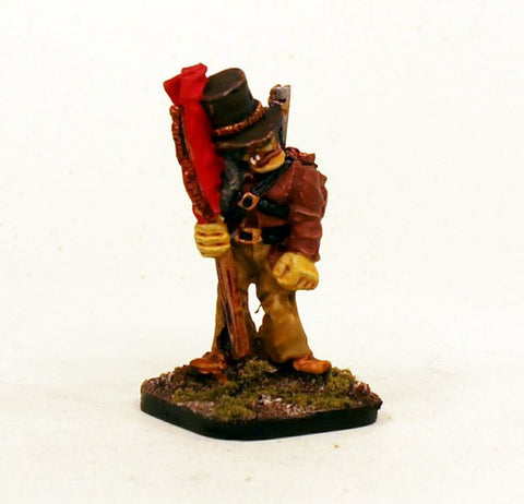 57500 Barking Dog Artillery Crew with Heavy Barking Dog Gun-Pro-Painted-Ready to Ship