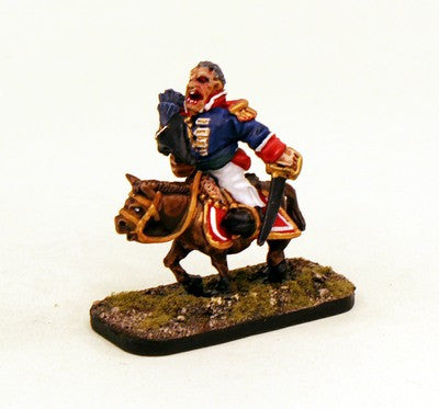 LE033 General Obidiah Hogswill Pro-Painted-1Limited Edition Orc Miniature