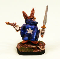 LE044 Blucky O'Hare Pro-Painted Rabbitman Ready to Ship