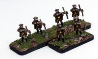 MR25 Franks Archer 16thC Early: A Set of 3 Pro-Painted 15mm Infantry Archer Elements: Ready to Ship