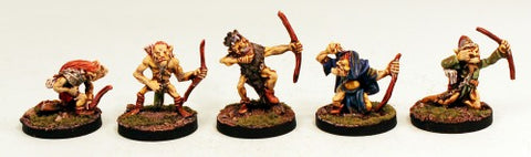 OH21 HobGoblin Cavalry-Pro-Painted Set of 2 Miniatures