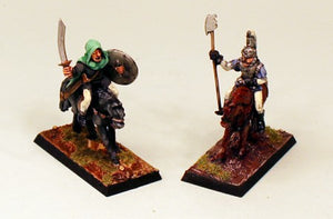 OH21 HobGoblin Cavalry-Pro-Painted Set of 2 Miniatures-Ready to Ship