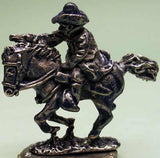 PW15 Gunfighter with Pistol on Horse