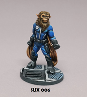SUX006 Ape Officer