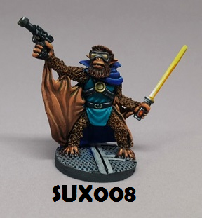 SUX008 Ape Heavy Weapon