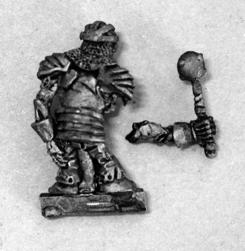 UDD004 Undead Heavy Infantry with Mace