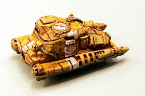 V009A Imperial Scout Car Anti Gravity: Pro-Painted 15mm Scale Sci-Fi Laserburn Vehicle-Ready to ship