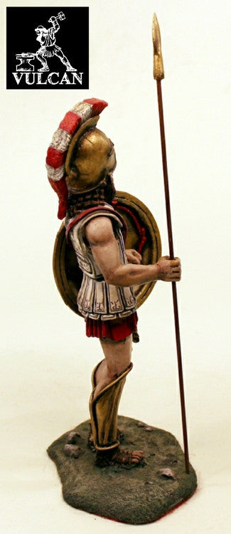 Greek Hoplite at Rest - 120mm Kit - Free Shipping Worldwide