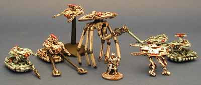 LB28  Imperial Droids kit set of 6 - Value Pack
