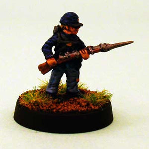 A1 Union Infantry Advancing