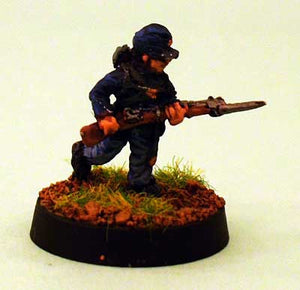 A2 Union Infantry Charging