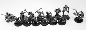 AABP01 Halflings of Elvenfell Warband - Save 10%