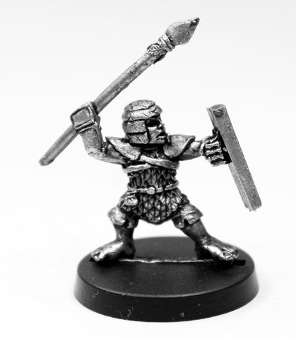 AAB022 Possessed Dwarf Axeman