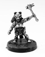 AAB004 Panther Pelter Halfling Female