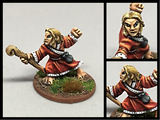 AAB011 Female Halfling Mage