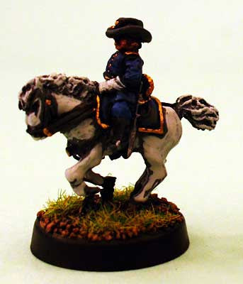AC1 Union Cavalry with Sabre