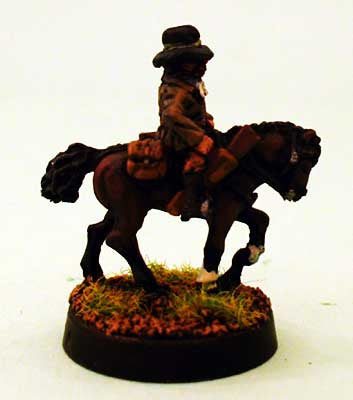 AC18 Union Dismounted Cavalryman