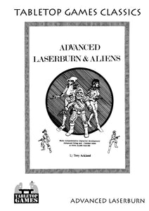LBR02 Advanced Laserburn Book