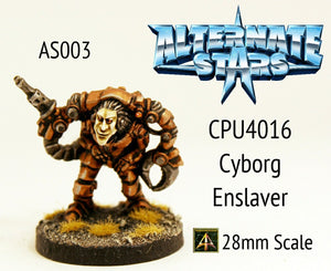 AS003 CPU4016 Cyborg Enslaver