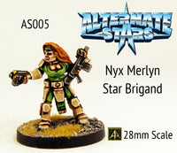 AS005 Nyx Merlyn Star Brigand