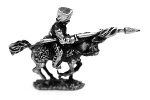 PC120 Prussian Uhlan with Lance down