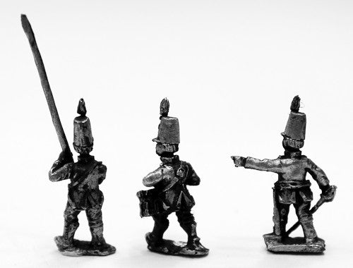 SPA11 Spanish Infantry in Shako Command (3)