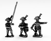 SPA3 Spanish Bicorne Infantry Command (3)