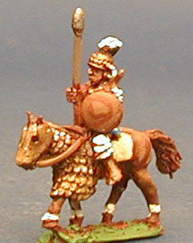 AR8 Arab Negro Spearman