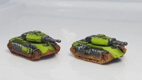 BR012 Grenadier Attack Bike Squadron- 20 Miniature Pack
