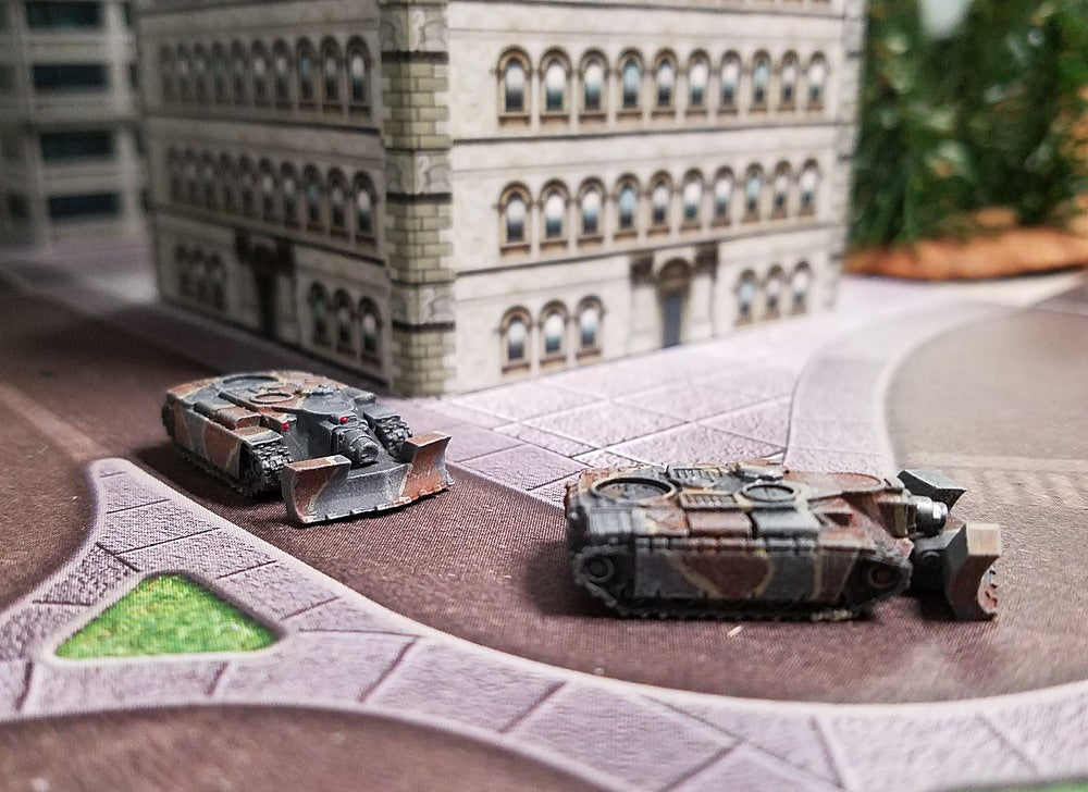 BR010 Stormhunter Assault Gun - 4 Vehicle Pack