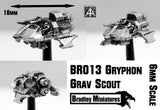 BR013 Gryphon Gravscout (Pack of Four or Single)