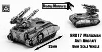 BR017 Marksman AA Caisse (Pack of Four or Single)