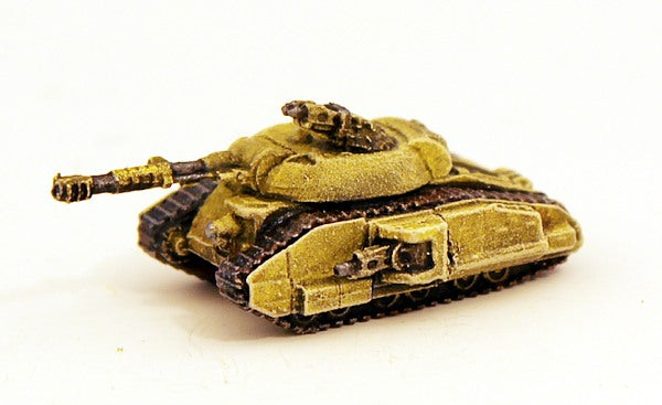 BR018 T47 Main Battle Tank (Pack of Four or Single)