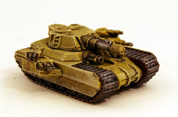 BR025 Ironclad Superheavy Tank