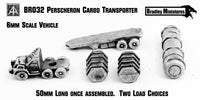 BR032 Perscheron Cargo Transporter (Pack of Four or Single)