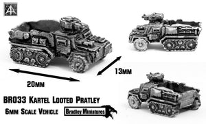 BR033 Kartel Looted Pratley (Pack of Four or Single)