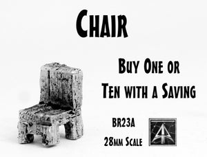BR23A Chair (One or Bundle of Ten with Saving)