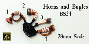 BS24 Horns and Bugles