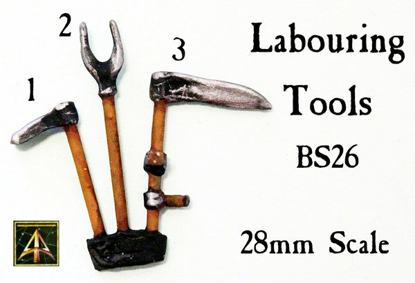 BS26 Labouring Tools