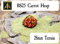 BS28 Carrot Heap