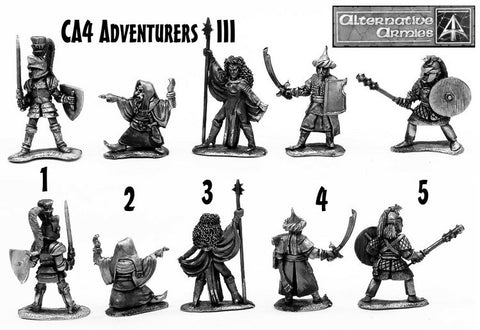 CA1 A Wizards Progression