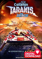 Patrol Angis, Callsign Taranis and The Khanate Return (three digital download book bundle)