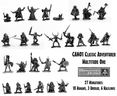 UDDP00 Undead Dwarf Value Pack - Save 10%