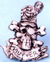 CC1002 Obidiah's Army Muvver Badge
