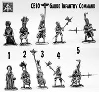 CE10 Guard Infantry Command